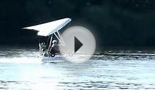 Explorer L103 amphibious ultralight