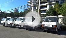 Five Daihatsu Hijet And Subaru Sambar Trucks for sale in