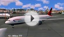FSX HD Top 20 payware planes
