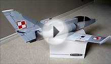 "Homemade EDF Jet RC Plane | Scratchbuilt | 36"" Wingspan"