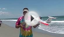 Icon A5 Flight over Myrtle Beach GoPro Hero HD2 Style With