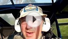 Kitfox Aircraft - Filmed by 8 year old