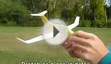 Mini RC Airplane Honda Jet
