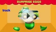 NEW ORIGINAL SURPRISE EGGS - KIDS TOYS: Cars, Airplane