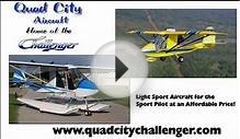 Quad City Challenger experimental light sport aircraft