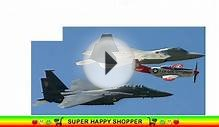 RC Jet Airplane - Huge Military Aircraft Beginner Kit Direct
