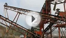 Small mobile tracked stone crusher for sale in UK