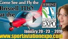 Sport Aviation Expo Sebring, Florida, Bristell Aircraft