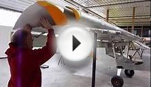 Wing Fold Option: STOL CH 750 Aircraft Prototype - more views