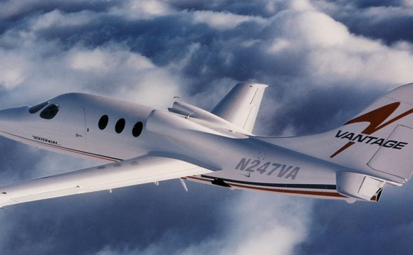 Single engine jet Aircraft